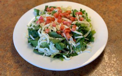 Sabatinos House Salad